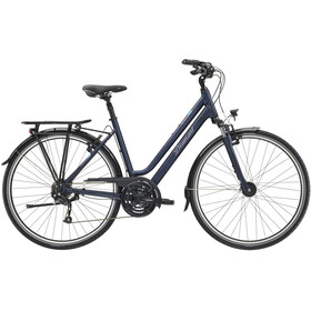 Vélo de trekking Diamant Ubari - Pour femmes - Bleu acier métallisé